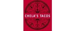 Chela's Tacos Logo