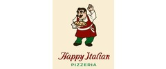 Happy Italian Pizzeria Logo