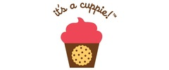 It's a Cuppie (Brooklyn Heights) Logo