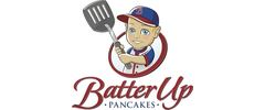 Batter Up Pancakes Logo