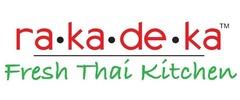 Rakadeka Fresh Thai Kitchen Logo