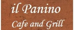 Il Panino Cafe and Grill Logo