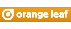Orange Leaf Frozen Yogurt logo
