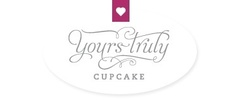 Yours Truly Cupcake Logo