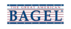 The Great American Bagel Logo