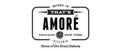 That's Amore Pizzeria Logo