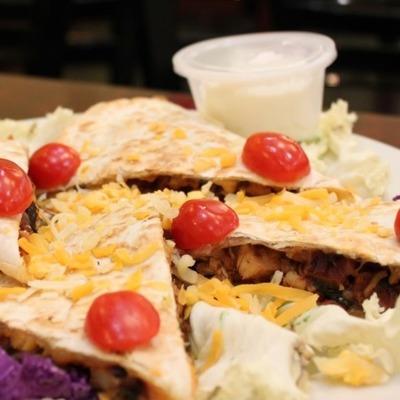 Gigi Cafe Catering Menu
