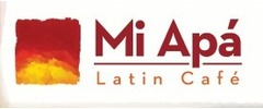 Mi Apa Latin Cafe Logo