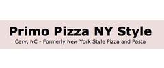 Primo Pizza NY Style Logo