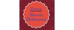 Zerza Moroccan Mediterranean Logo