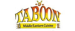 Taboon Middle Eastern Cuisine Catering Logo