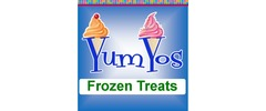 Yum Yo's Frozen Treats Logo