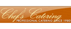 Chef's Catering logo