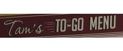 Tam's To Go Logo