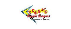 Teddy's Bigger Burgers Logo