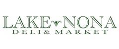 Lake Nona Deli and Market Logo