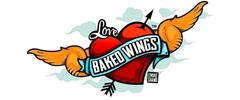 Love Baked Wings logo