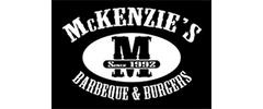 McKenzie's Barbecue & Burgers logo