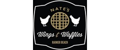 Nate's Wings and Waffles Logo