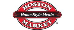 Boston Market #111 (Philadelphia) Logo