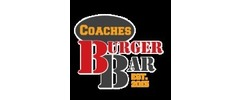 Coaches Burger Bar logo