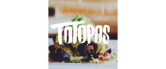 Totopos Street Food and Tequila Logo