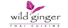 Wild Ginger Thai Cuisine logo
