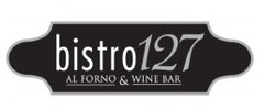 Bistro 127 & Wood Restaurant Logo
