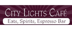 City Lights Cafe Logo
