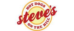 Steve's Hot Dogs Tower Grove Logo