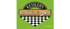 Ressler's Bagel & Deli logo
