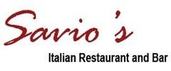 Savio's Restaurant Logo