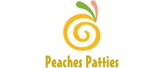 Peaches Patties Logo