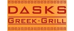 Dasks Greek Grill Logo