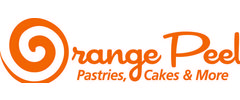 Orange Peel Pastries Logo