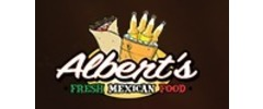 Albert's Fresh Mexican Food Logo