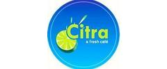 Citra Fresh Cafe logo