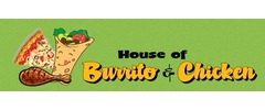 House of Burrito and Chicken Logo