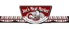 Joe's Meat Market Logo