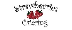 Strawberries Catering Logo