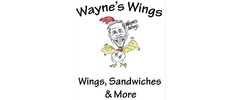 Wayne's Wings Logo