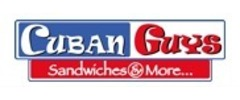 Cuban Guys Restaurant Logo