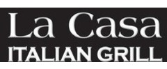 La Casa Italian Grill Logo