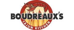 Boudreaux's Cajun Kitchen Logo