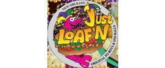 Just Loaf'N PoBoys logo