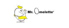 Mr. Omelette Caterers Logo
