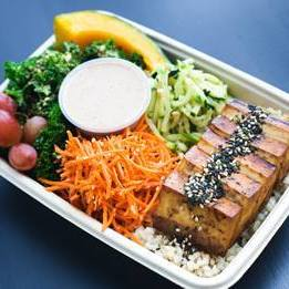 Organic Redwood City Order Food Delivery