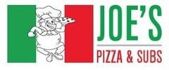 Joe's Pizza and Subs logo