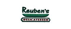 Reuben's Deli Logo