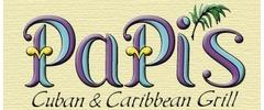 Papi's Cuban & Caribbean Grill  logo